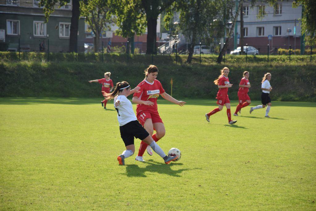 DSC 0124 1024x683 - Odwiedzamy Ligi niższe: 10 – lat na piłkarskiej mapie Polski. PoloniaTychy - KP Warta Zawiercie